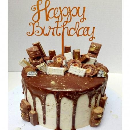 Torta Personalizada Cumpleaños