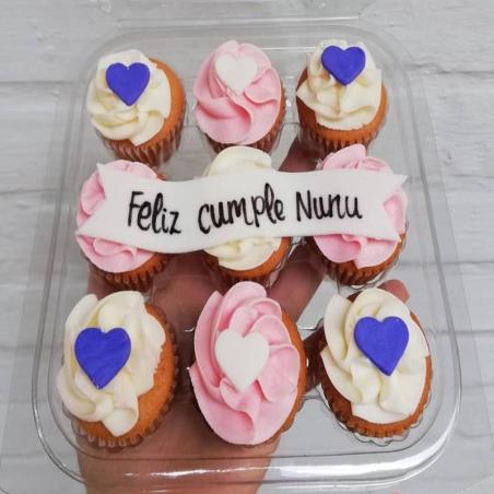 Cupcakes Personalizados UNID 9