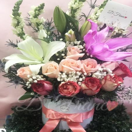 Arreglo Floral Petunia