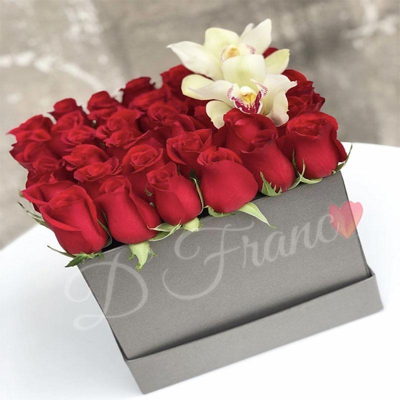 Caja De Rosas Cali