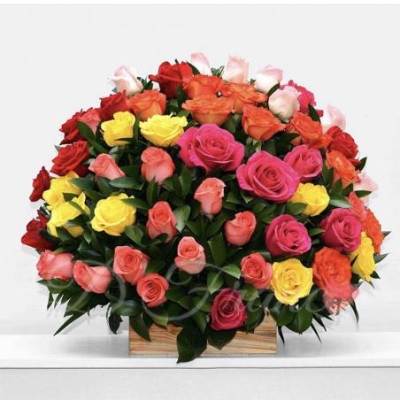 Arreglo Floral Colors