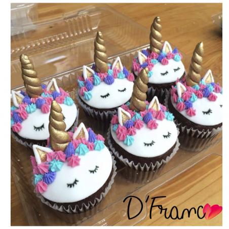 Cupcakes De unicornio Cali
