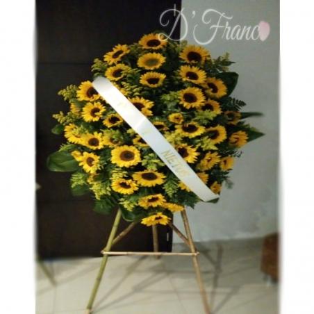 Fúnebre Girasoles