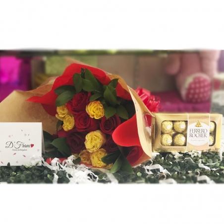 Bouquet Colors Cali