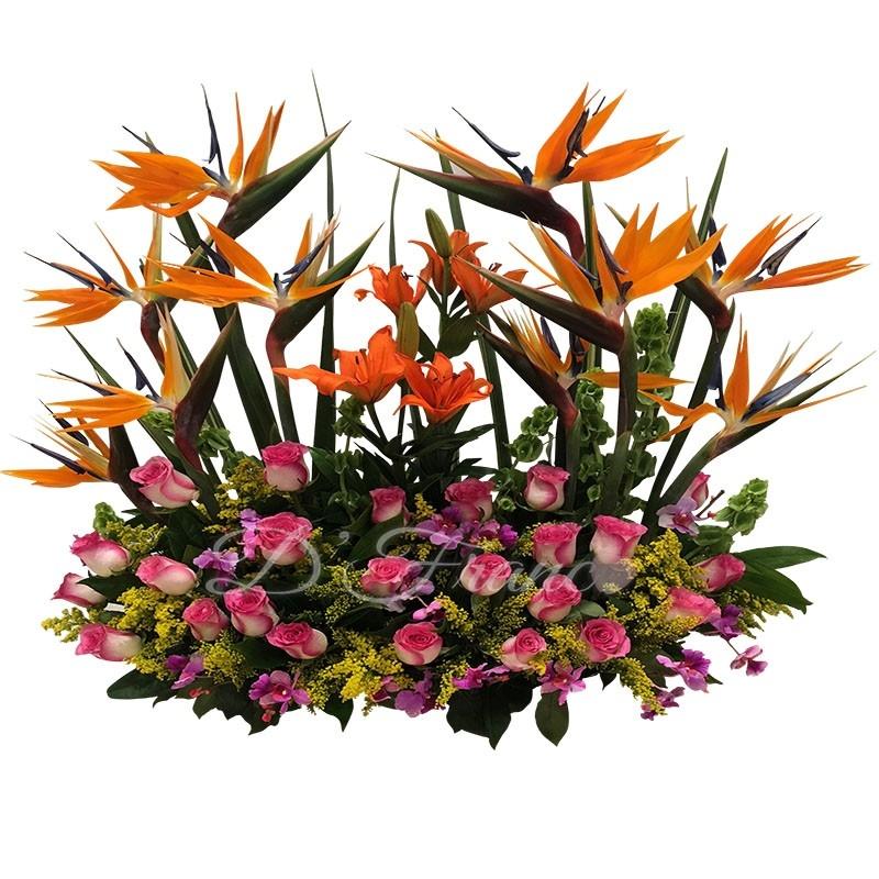 Arreglo Floral Cali