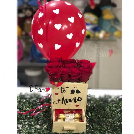 San Valentin Cali Flores