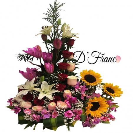 Arreglo Floral Linda
