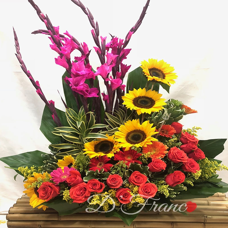 Arreglo Floral Para Todo Tipo De Ocasión