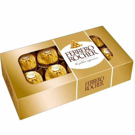 Caja Ferrero X8